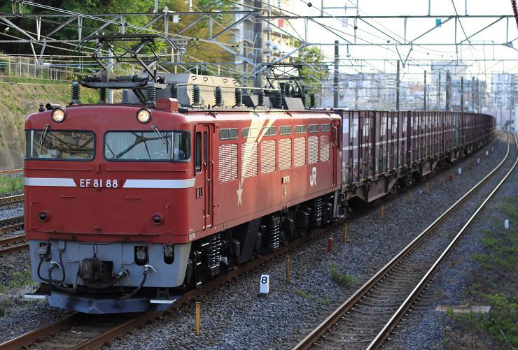 97レ EF81 88
