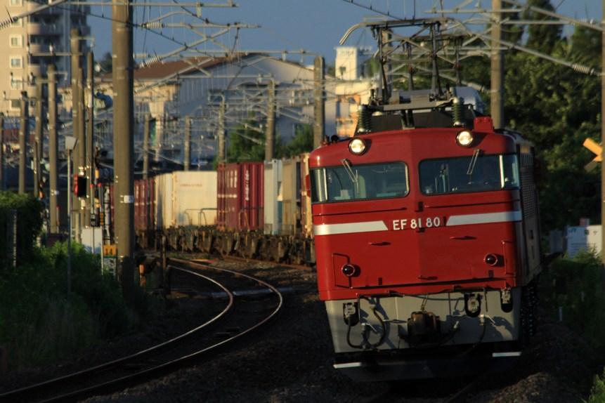 2092レ EF81 80