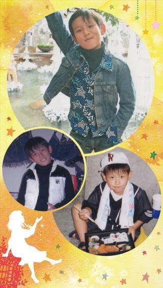 翔太小学校低学年