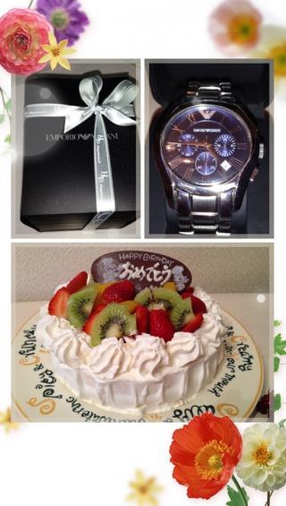 時計とケーキまとめ2