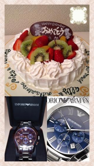 時計とケーキまとめ1