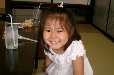 Kanae 4years old