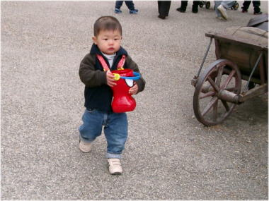 Taisei 2years old