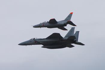 F-15&T-4