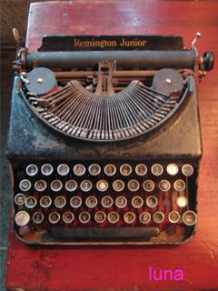古董打字机
