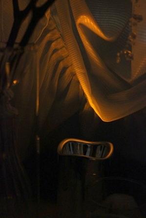 ニトリ LEDライト シルバー (7)