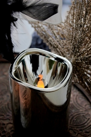 ニトリ LEDライト シルバー (5)