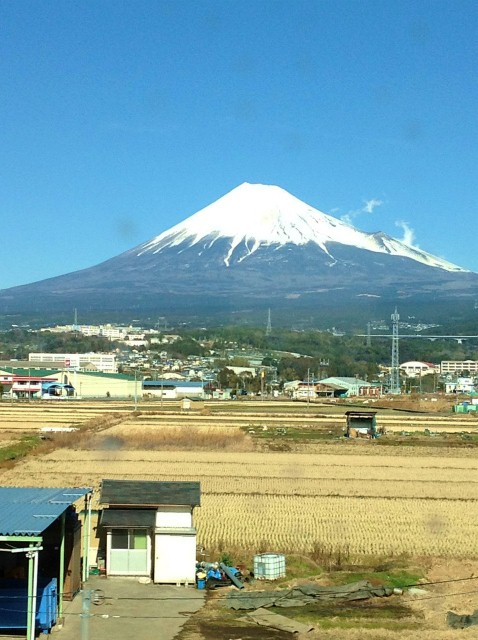 s元旦富士山