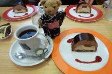 コーヒー& ケーキ