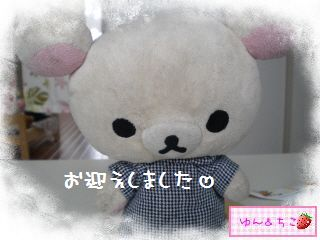 SweetsSweetsソーラーマスコット~コリラックマ~-1