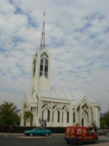 バイア・マーレの教会