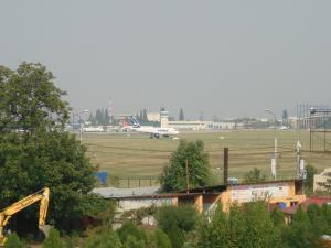 オトペニ空港のタロム航空