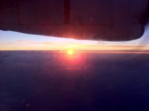 ルーマニアの夜明け
