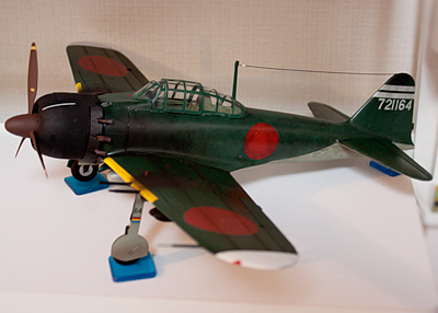 721空神雷部隊306飛行隊モデル ...