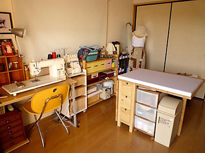 ミシン室1