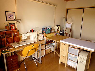 ミシン室2