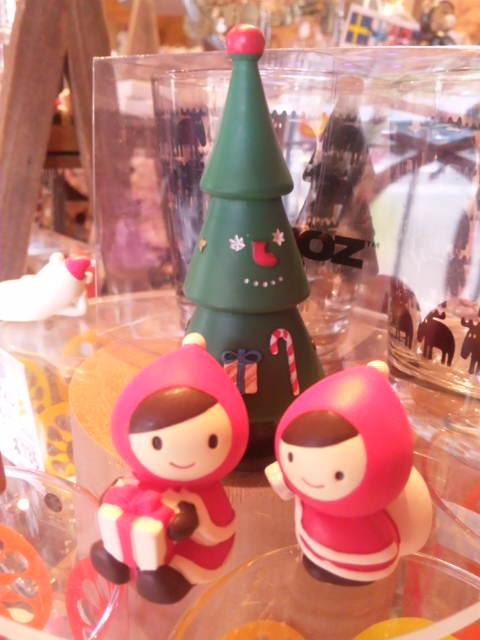 赤ずきんクリスマス