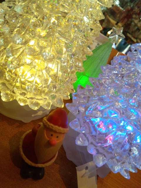 LEDツリー2種