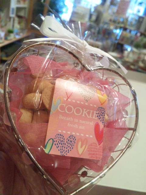 ハートクッキー02