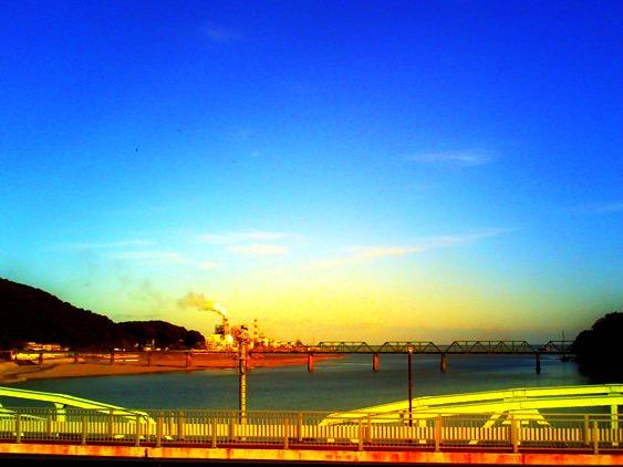 yurudeji_橋から見える風景