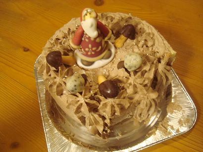 お姉ちゃんケーキ