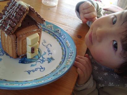 お姉ちゃんのお菓子のお家