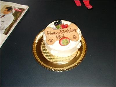 ユウ誕生日