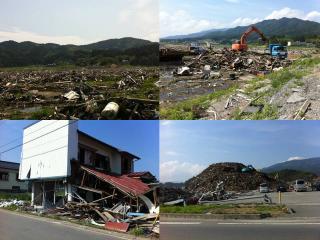陸前高田の写真