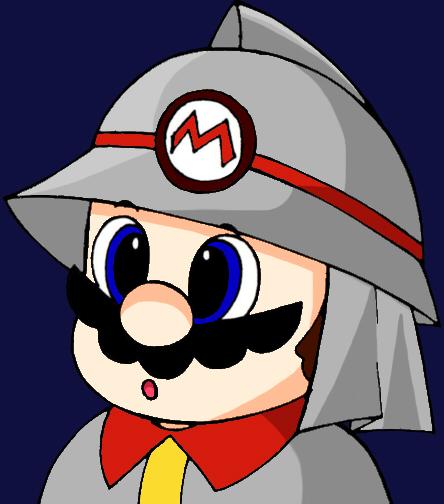 消防士マリ