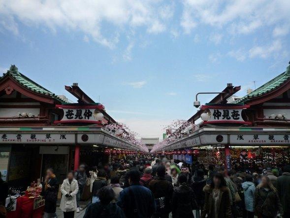 浅草&お台場2011・2 (2)
