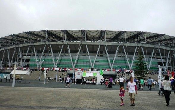2011B級グルメスタジアム エコパ (1)