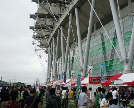 2011B級グルメスタジアム エコパ (8)