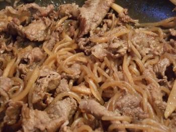 0624作りだめレシピ牛肉と生姜の炒め物2