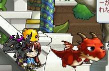 10.04.03 神殿の竜がなぜここにw