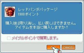 10.04.26 パンダ買うよ!