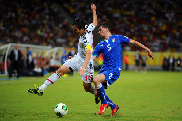 Makoto+Hasebe+Italy+v+Japan+Group+FIFA+Confederations+3cB1w_GSXJdl.jpg