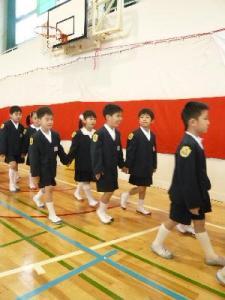 リナ 入学式4