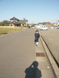 リナ 入学式2