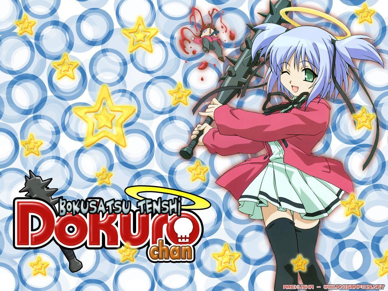 Bokusatsu Tenshi Dokuro-chan 11