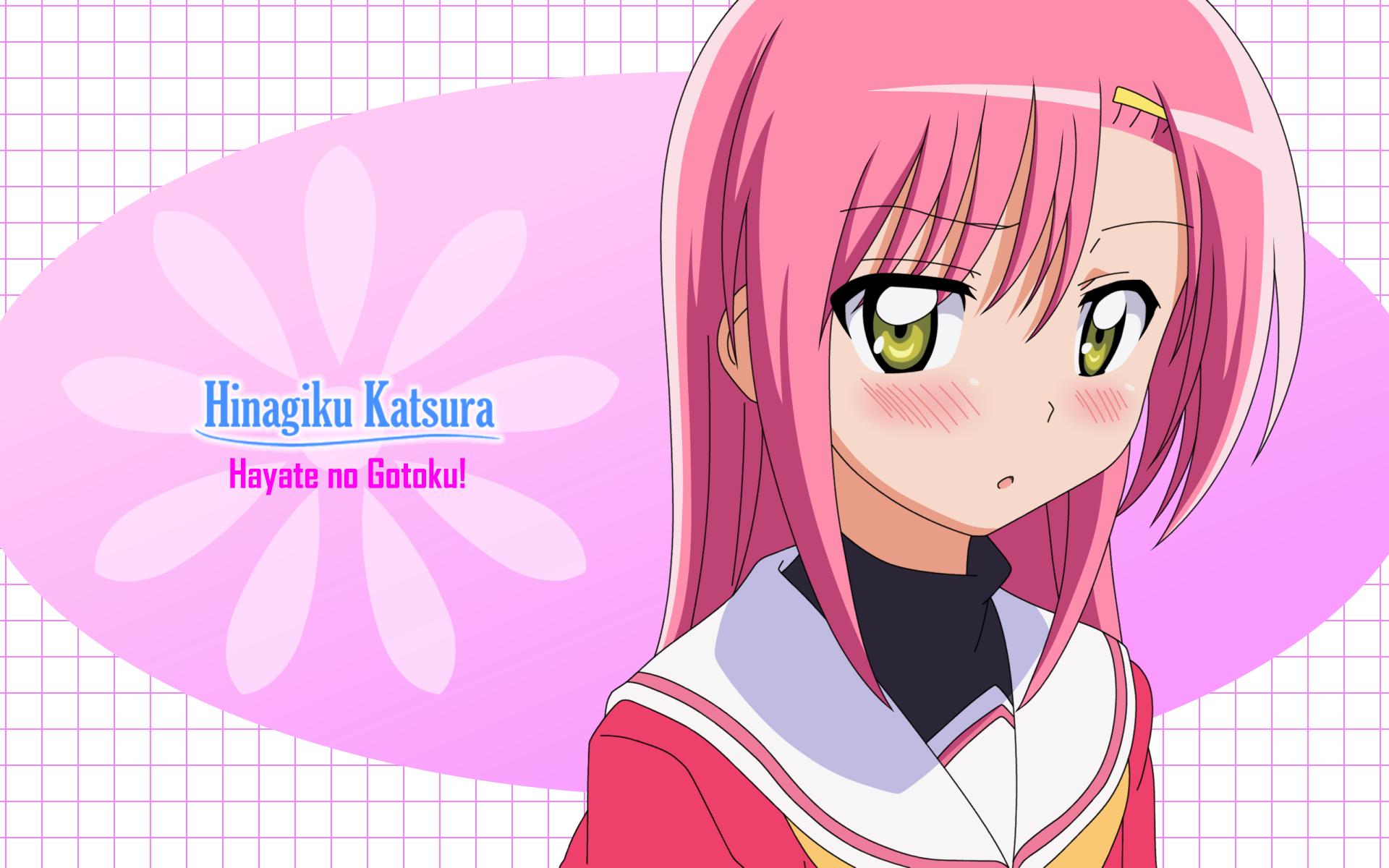 ivluhayate_no_gotoku katsura_hinagiku vector