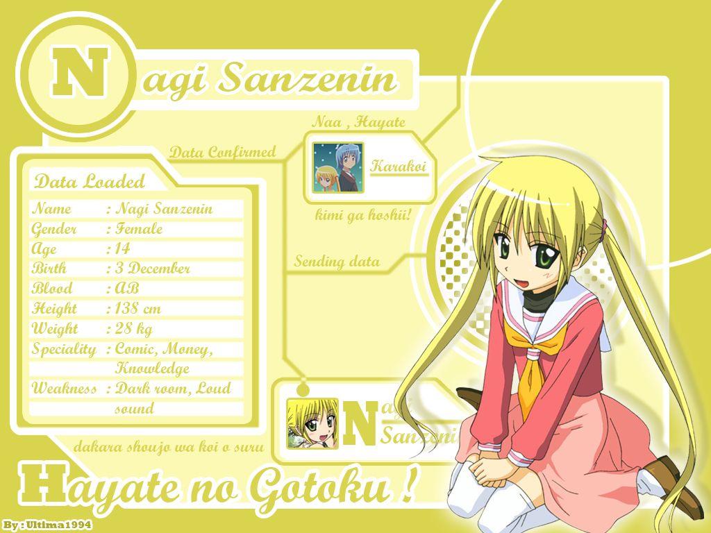 Konachan.com - 70024 hayate_no_gotoku sanzenin_nagi