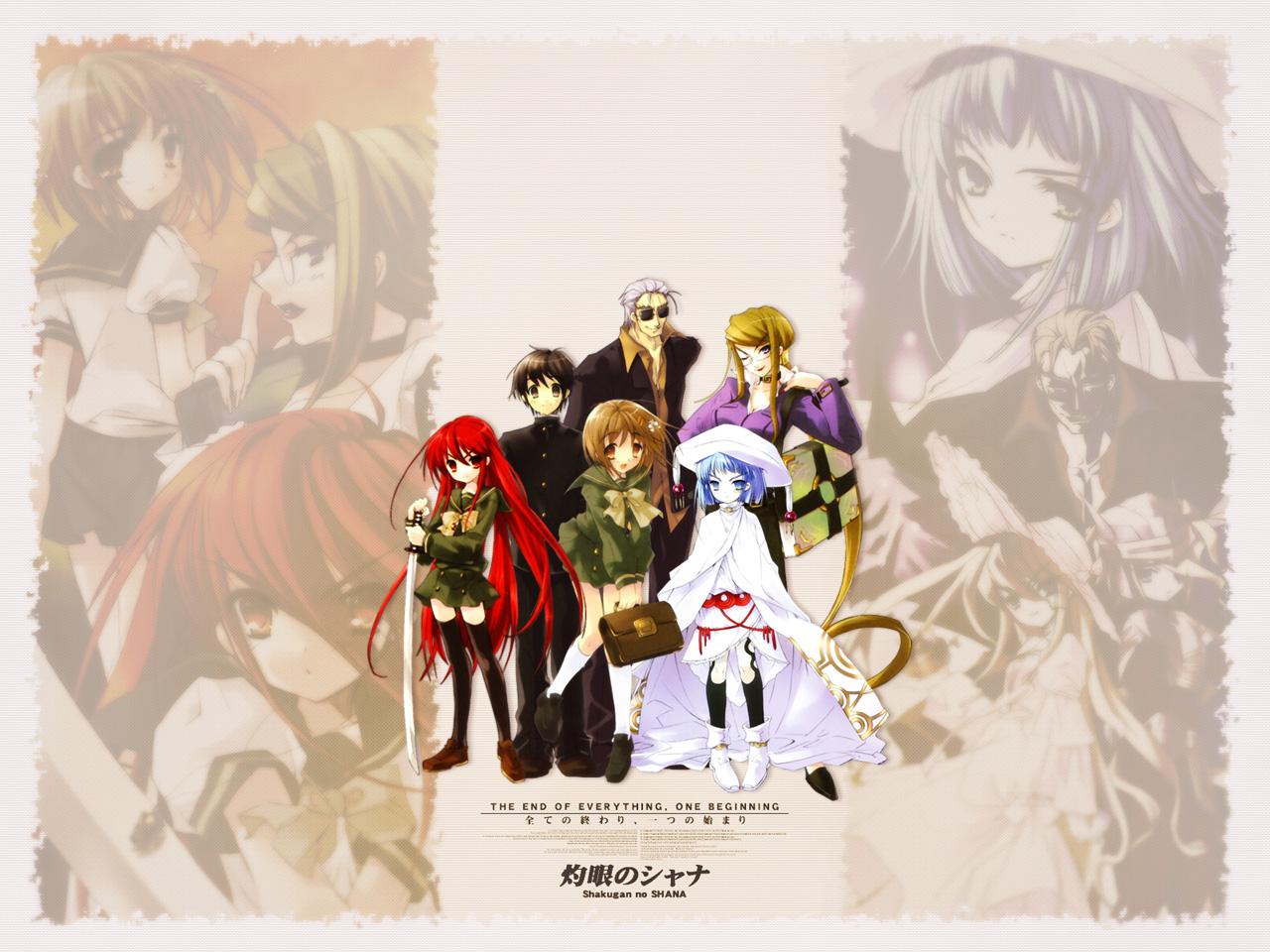 Konachan.com - 5542 hecate itou_noiji margery_daw sakai_yuuji shakugan_no_shana shana sword sydonay yoshida_kazumi