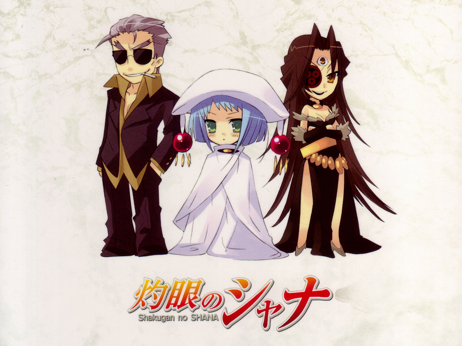Konachan.com - 35580 bel_peol eyepatch hecate shakugan_no_shana sydonay