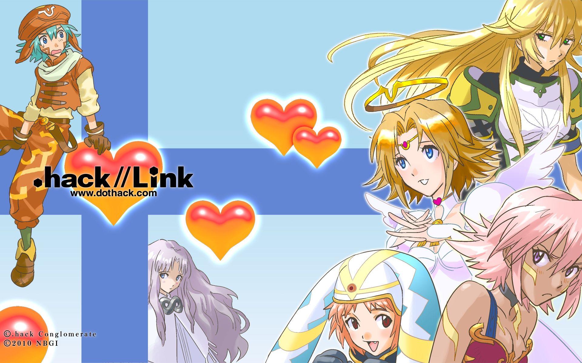 Konachan.com - 71247 .hack__ .hack__link