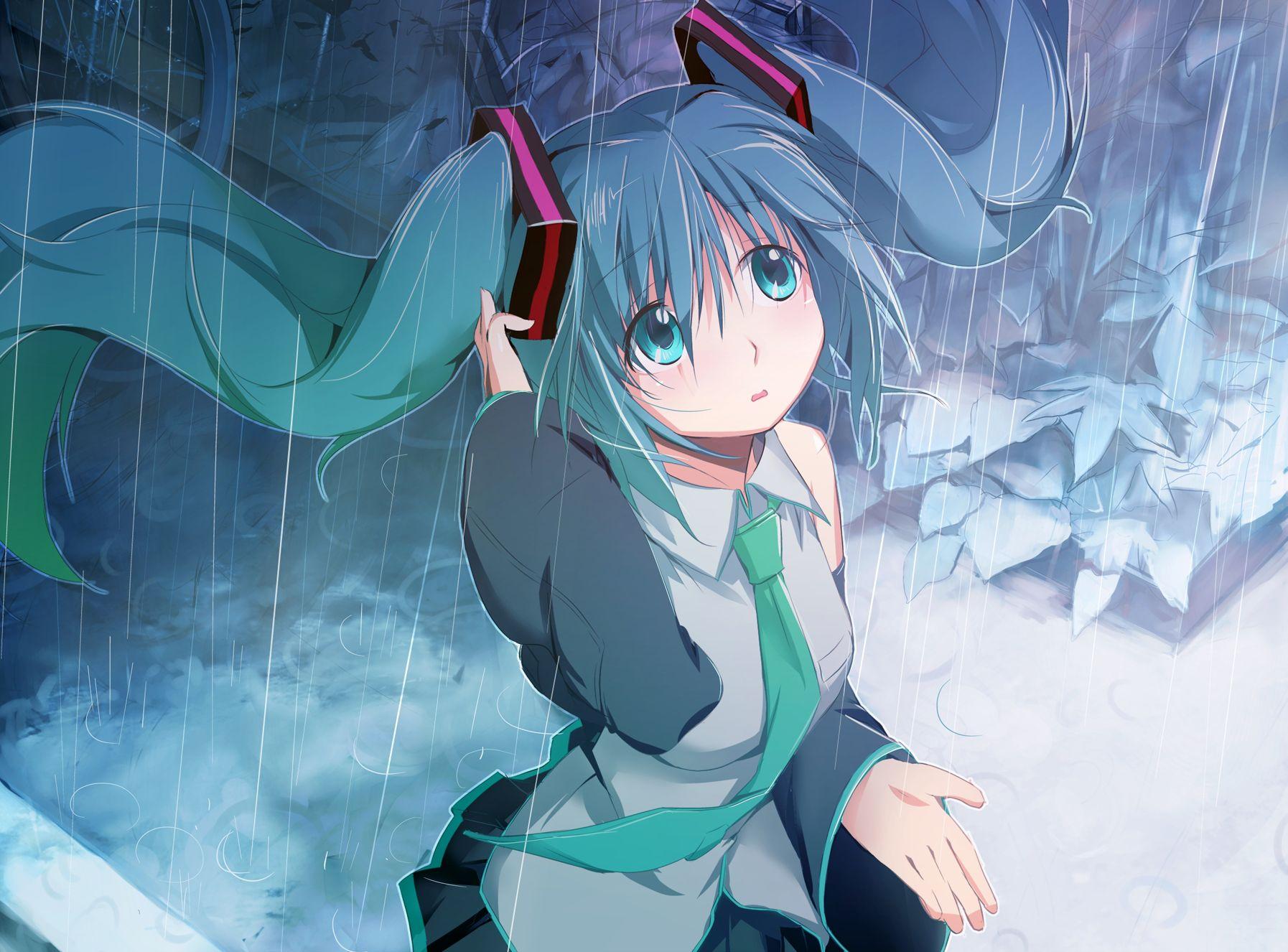 Konachan.com - 58683 hatsune_miku misagi_nagu vocaloid