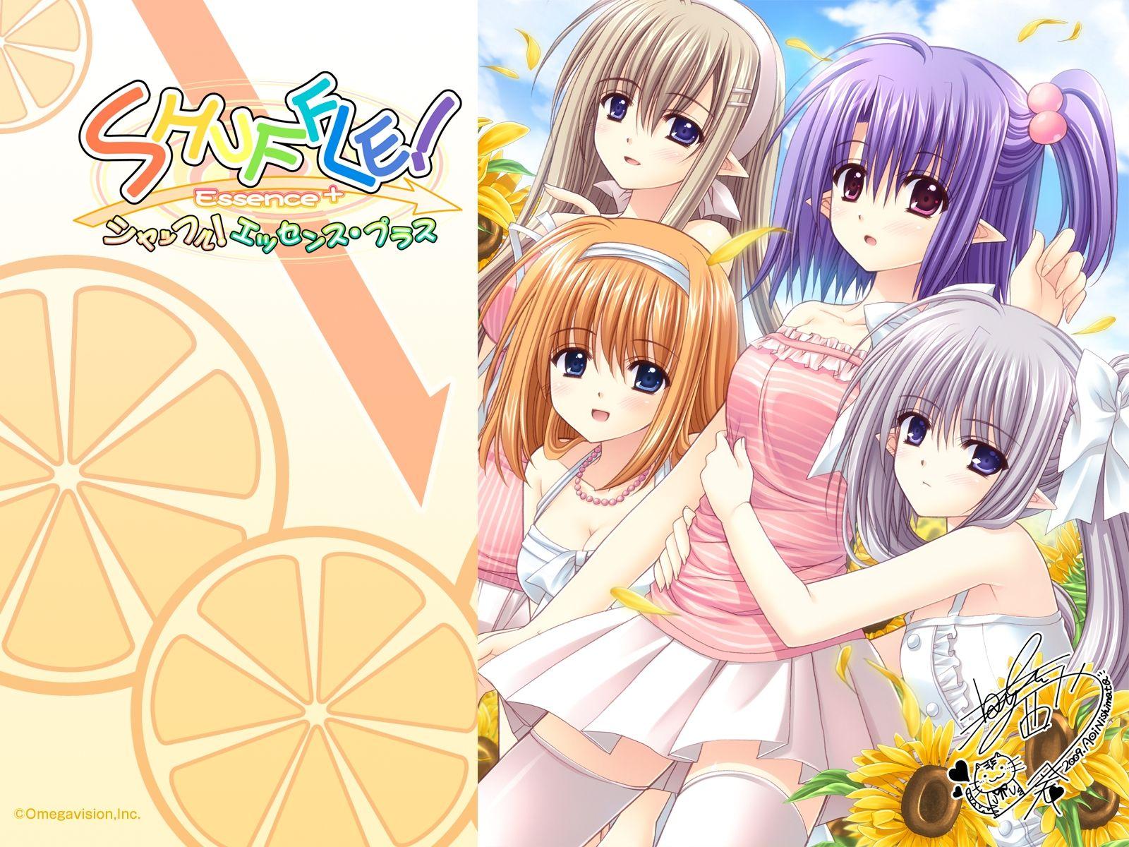 Konachan.com - 71698 daisy fuyou_kaede primula ruri_matsuri shuffle