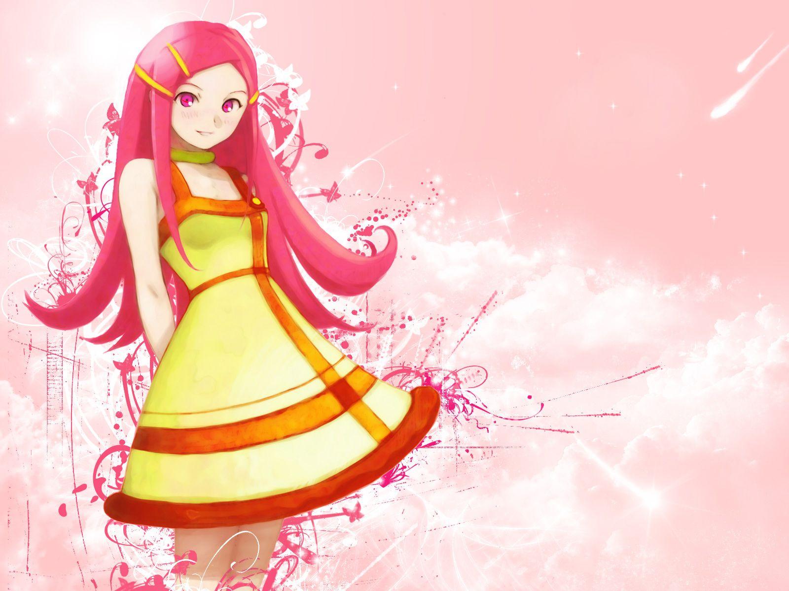 Konachan.com - 21803 anemone eureka_seven pink yuji