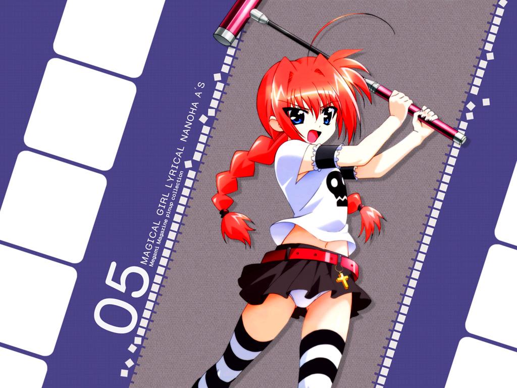 Mahou Shoujo Lyrical Nano009v1
