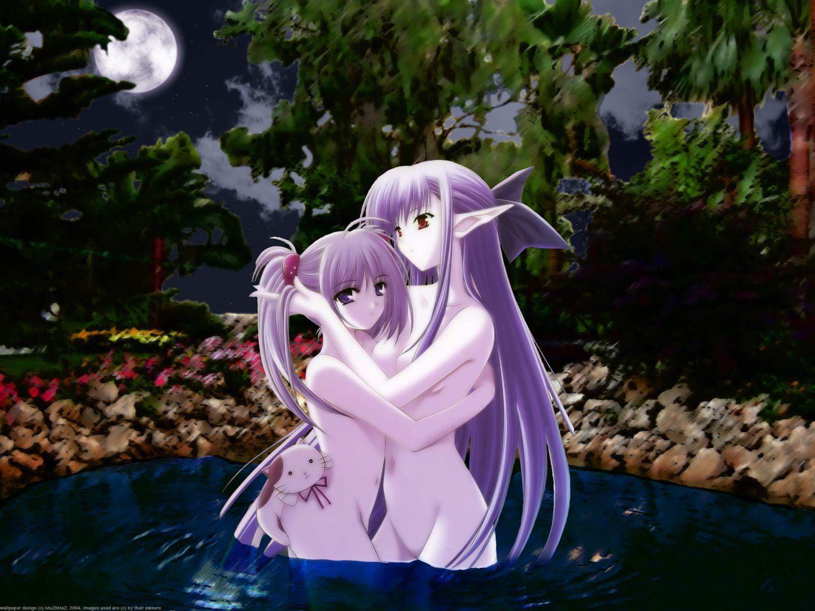 Konachan.com - 13326 nerine nishimata_aoi nude primula shuffle suzuhira_hiro