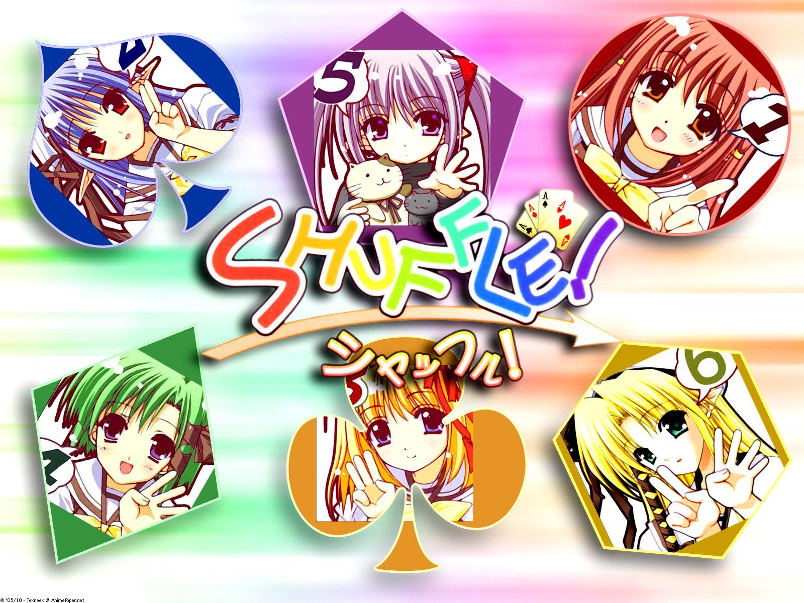 Konachan.com - 2680 shuffle